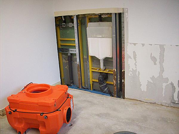 Luftwäsche mit Ulpa- Luftreinigungsmaschinen.