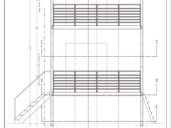 Plan des Balkons Stuttgart Sillenbuch